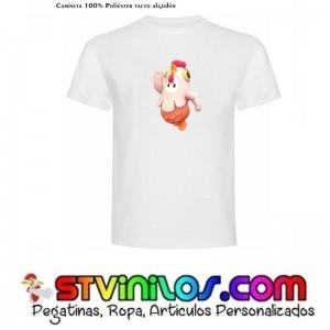Camiseta Fall Guys Modelo 1