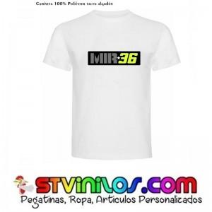 Camiseta Joan Mir Modelo 2