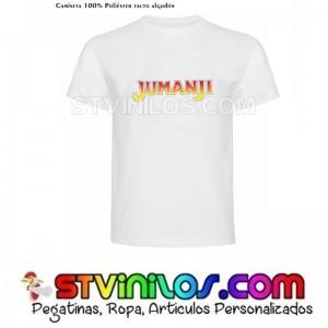 Camiseta Jumanji 1995