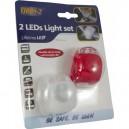 Luces LED Silicona para Bici