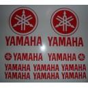 Pegatinas Yamaha Modelo 1