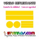 Kit Vinilo Reflectante