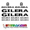 Pegatinas Gilera Modelo 1