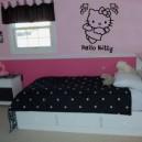 Vinilo Infantil Hello Kitty