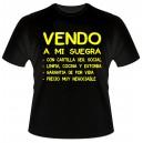 Camiseta Vendo A Mi Suegra