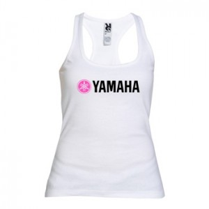 Camiseta Mujer Yamaha Tirantes