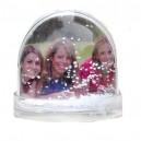 Bola con foto Copos de Nieve