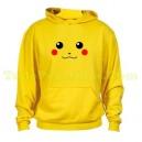 Sudadera Pikachu Pokemon