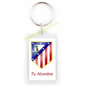 LLavero Atletico de Madrid Nombre
