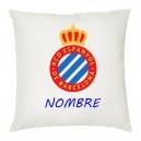 Cojin RC Deportivo Espanyol Personalizado