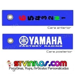 Llavero Tela Marchas Yamaha 65432N1