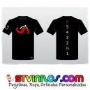 Camiseta Lenders Moto