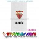 Toalla Sevilla FC Personalizada 50x30 Cm
