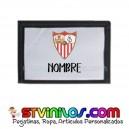 Cartera Sevilla FC Billetera Personalizada