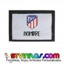 Cartera Atletico de Madrid Billetera Personalizada