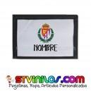 Cartera Real Valladolid Billetera Personalizada