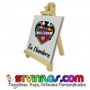 Caballete Levante UD azulejo personalizado con nombre