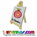 Caballete Girona FC azulejo personalizado con nombre
