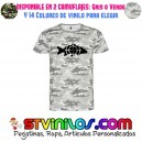 Camiseta Pesca Carp Mira