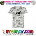 Camiseta Caza Galgo Monteria