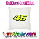 Cojin Valentino Rossi 46