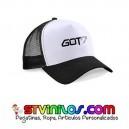 Gorra GOT7 K-Pop Logo grupo kpop
