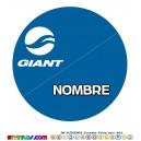 Oblea Giant Personalizada con nombre