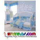 Vinilo Infantil 3 Ositos Osos Decorativo Habitacion Dormitorio Infantil