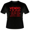 Camiseta Vendo A Mi Mujer